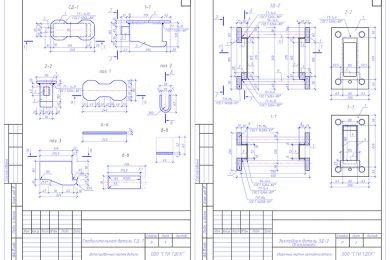 Разработка новых конструктивных решений строительных конструкций и их узлов сопряжения