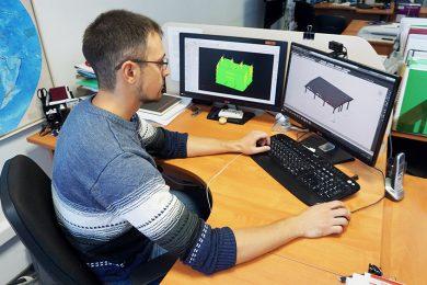 Расчётное моделирование работы строительных конструкций зданий и сооружений
